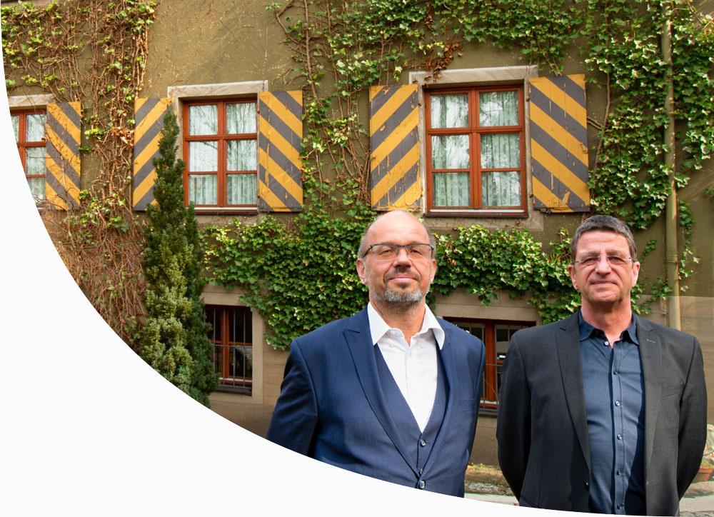 Kanzlei4You Peter Holzschuher und Iñigo Schmitt-Reinholtz